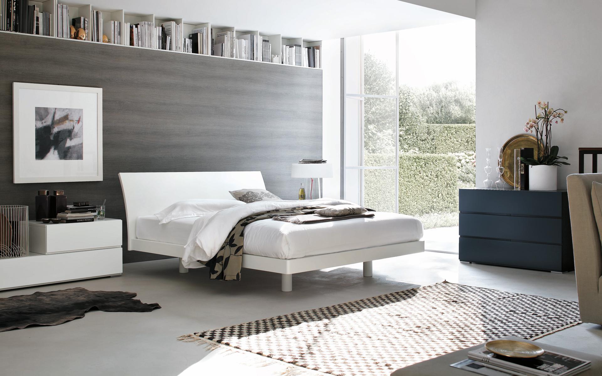 Arredo moderno apuzzo mobili dal 1953 - Camera da letto arredamento moderno ...